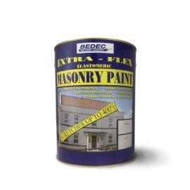 Bedec Extra Flex Masonry paint (5 litre), image