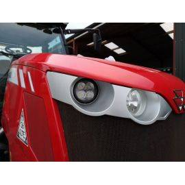 40w Massey Ferguson tractor bonnet LED work light, image