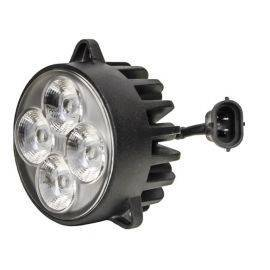 40w Tractor front bonnet LED work light combi, image
